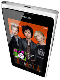Green Day For Nokia Music