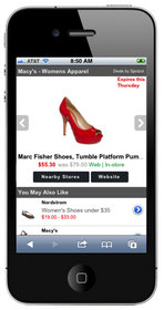Spotzot SpotAds, a new way for retailers and e-tailers to drive consumer leads in-store and online.