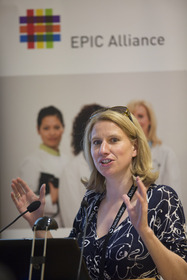Dr. Sabine Ernst - EPIC Alliance session at ESC 2012