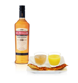 Kilbeggan Irish Breakfast Shot Image