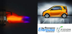 Enerpulse Pulse Plug; Vision Motor Company; Noble Automotive Group