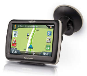 Magellan, RoadMate, GPS, navigation, PND, AAA, driver, fleet, truck, dispatch, road service,