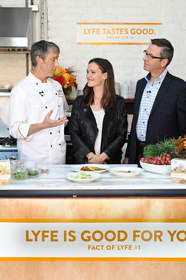 Jennifer Garner joins LYFE Kitchen as a brand ambassador.