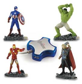 Dane-Elec The Avengers USB Drives