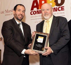 Heat Trace Products received 2012 Exporter of the Year Award