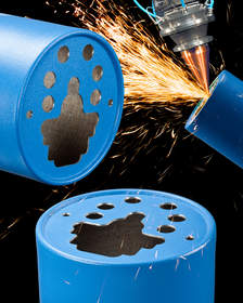 Laser Cutting & Drilling Services from Advanced Laser Technologies