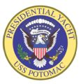 Franklin Roosevelt's Presidential Yacht 'Potomac'