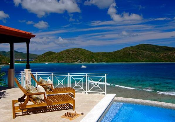 Lavish Accommodations in the British Virgin Islands