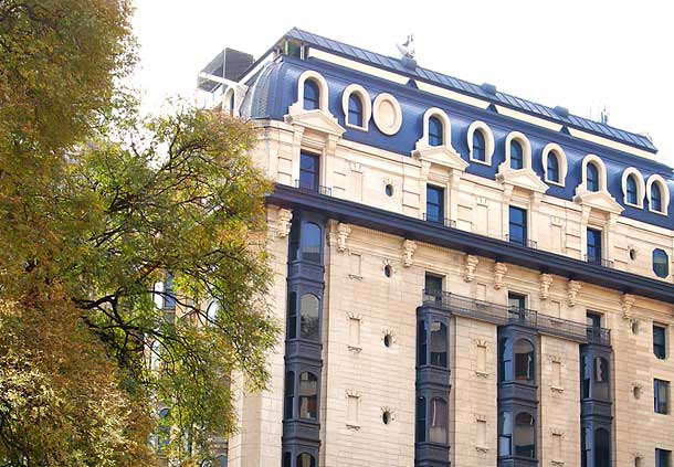 Hotel de lujo en Buenos Aires