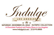 Indulge LA Chocolate Festival and Pastry Show