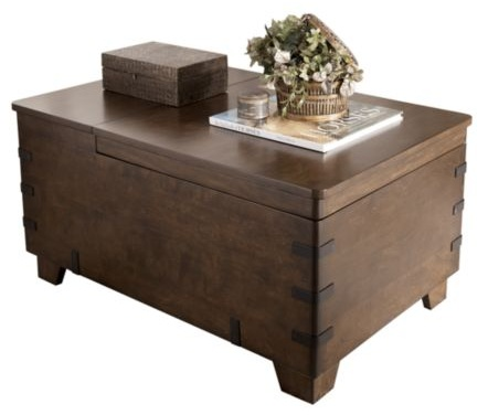 Frenchburg Rectangular Cocktail Table