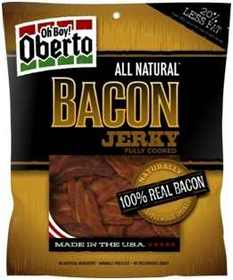 Jerky, All Natural, Meat Snacks, Bacon