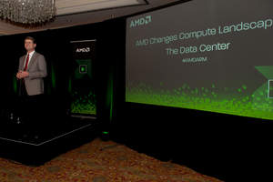 CEO Rory Read details AMD's new strategy to deliver both x86 and ARM 64-bit server solutions to the marketplace.