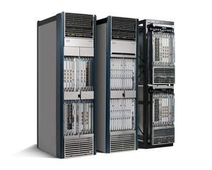 The Cisco Carrier Routing System (CRS-3)