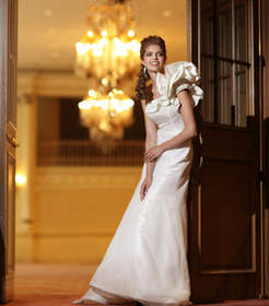 Luly Yang boutique at The Fairmont Olympic, Seattle