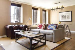 Suite at Fairmont Miramar Hotel & Bungalows