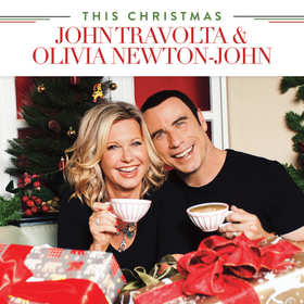 JOHN TRAVOLTA AND OLIVIA NEWTON-JOHN - THIS CHRISTMAS