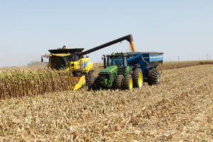 Jaybridge software powers the driverless Kinze system