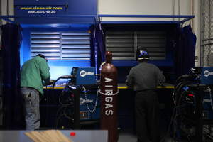 Clean Air America Weldstations