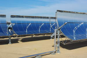 SkyFuel's High Performance Parabolic Trough and the Medicine Hat Power Plant