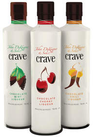 Beam Inc. (NYSE: BEAM) announces the nationwide launch of John DeKuyper & Sons(TM) Crave Chocolate Liqueurs featuring three flavors - Chocolate Cherry, Chocolate Mint and Chocolate Chili.