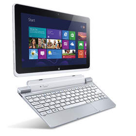 acer iconia w510 tablet pc with windows 8 is a triple. Black Bedroom Furniture Sets. Home Design Ideas