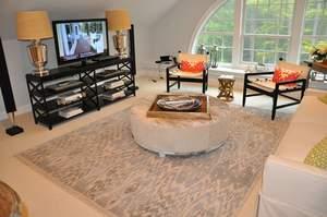 Dover Rug & Home Participates in Boston Magazine's 2012 Design Home