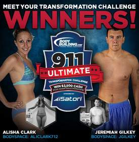 iSatori 911 Ultimate Transformation Challenge 2012 Champions