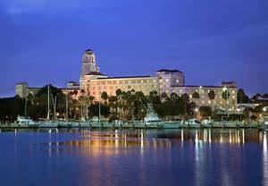 Resort in St. Petersburg, Florida