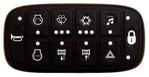 Digital Switching Systems' PowerKey 1000 CAN Keypad