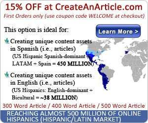 Order at CreateAnArticle.com