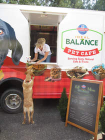 pet, food, truck, treats, san diego, pets, expo, event, cafe, dogs, science diet, nutrition