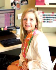 Lindsay Lebresco, Social Media Manager, Lilly Pulitzer