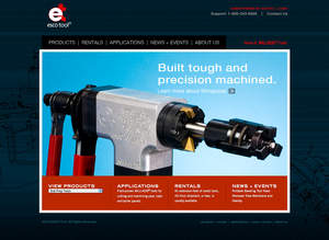 The ESCO MILLHOG(R) Pipe Milling Tools Website
