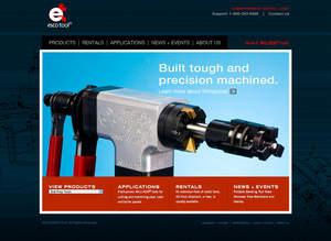 The ESCO MILLHOG(R) Pipe Milling Tools Website