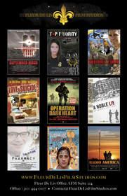 Fleur De Lis Film Studios AFM line-up