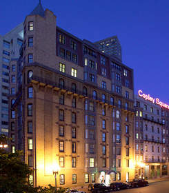 hotels in Copley Square, Boston