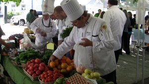 Hospital Chefs Select Sustainable Ingredients