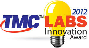 Concentric Cloud Solutions Receives 2012 TMC Labs Innovation Award.