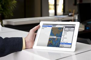 Aviation Flight Planning on Apple iPad