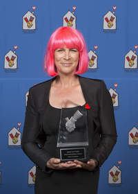 Jamie Lee Curtis, RMHC, Children, Awards of Excellence, Pink