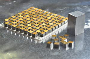 ITRI's TEMM, thermoelectric material and module technology wins the 2012 R&D 100 Award in the Materials Science category.