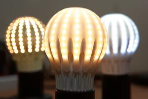 ITRI's Light&Light(TM), A19 LED light bulb technology wins a 2012 R&D 100 Award in the Electrical Devices category.