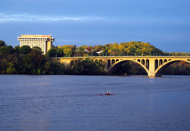 Hotels Near Georgetown, DC