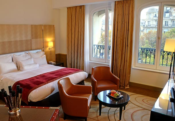 Champs Elysees Five-Star Hotel