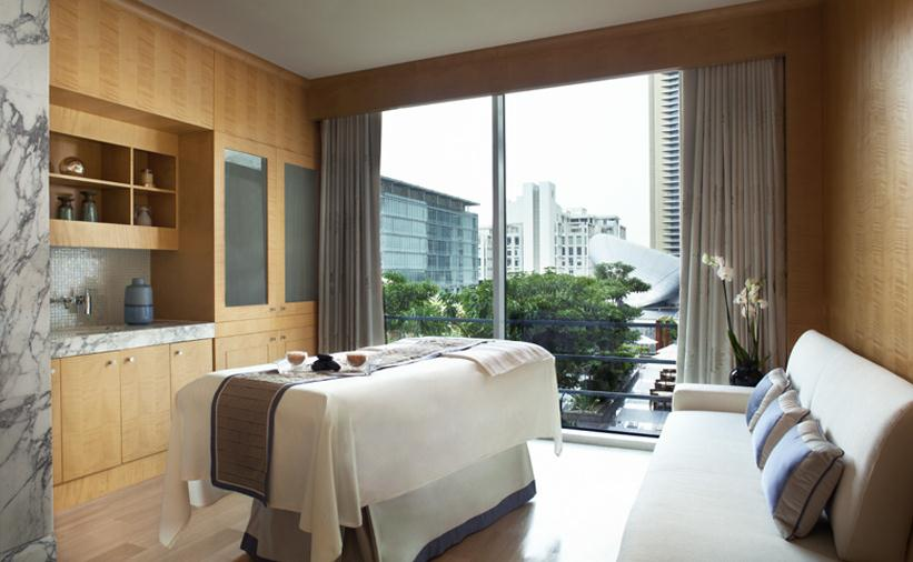 The Ritz-Carlton Spa, DIFC