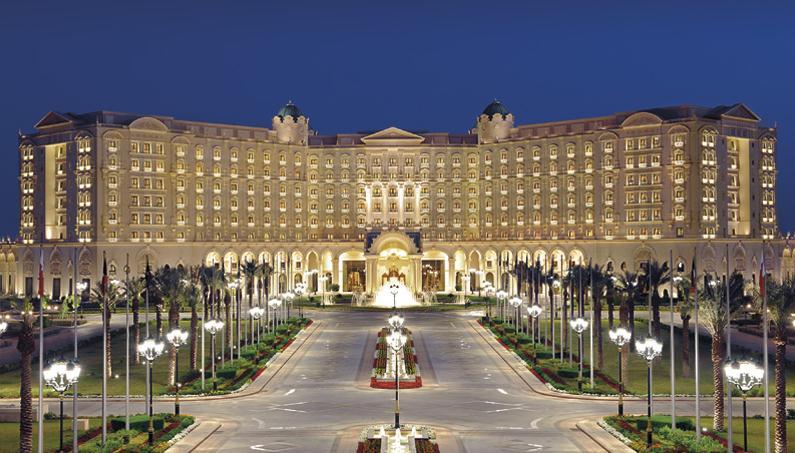 Riyadh 5 Star Luxury Hotel