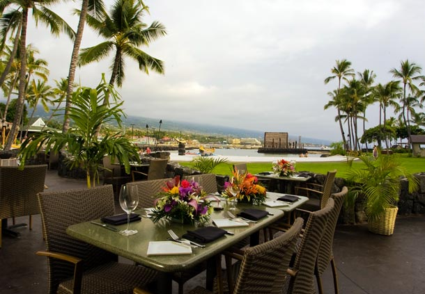 Hawaii Beachfront Hotel