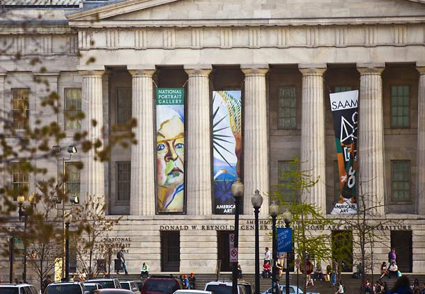 Hotels Near DC Museums