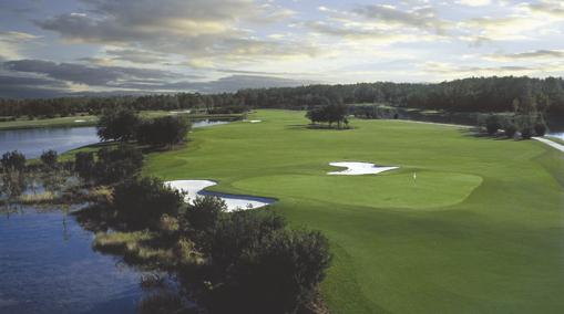 The Central Florida Golf Resort in Orlando